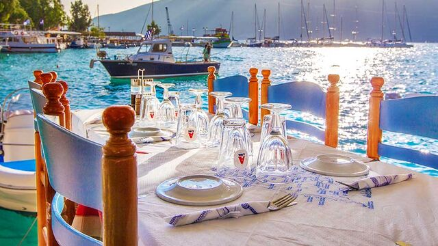 Buy or rent a Restaurant at a prime location. Vasiliki Greece